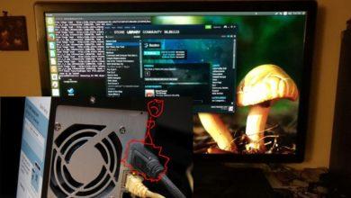 Bild von Kein HDMI-Signal bei QNAP und nix hilft? Einen hammwa noch …