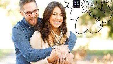 Bild von Smartphone als Panik-Knopf: Hilfe rufen ohne zu gucken
