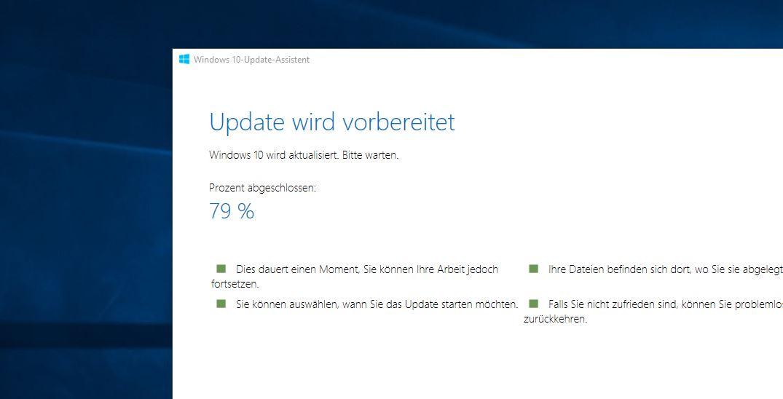 Windows 10 Letztes Update
