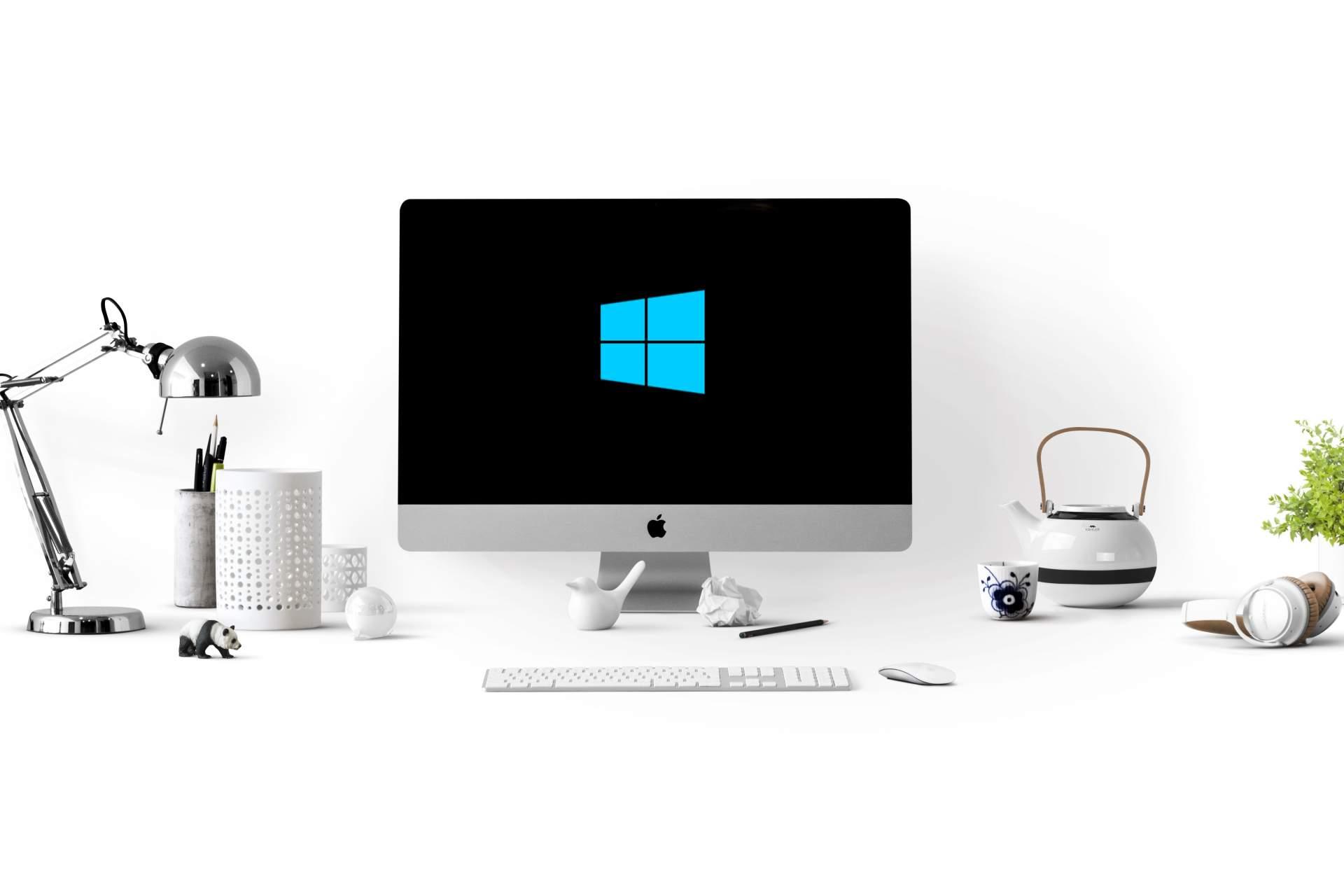 iMac-Windows