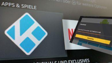 Bild von Anleitung: Kodi direkt auf dem Fire TV und Fire TV Stick installieren