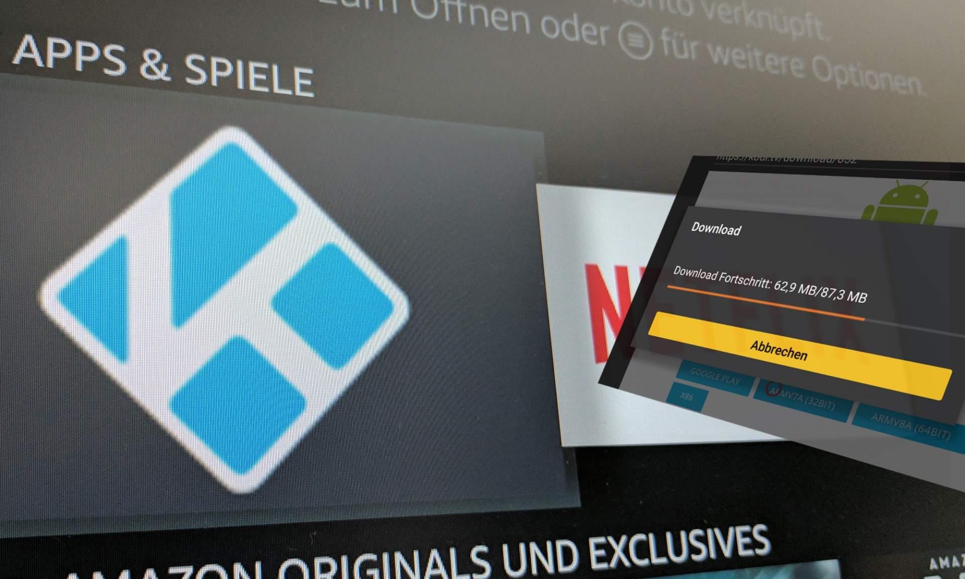 Anleitung: Kodi direkt auf dem Fire TV und Fire TV Stick ...