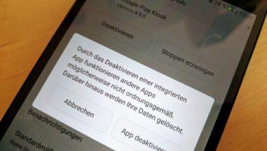 Bild von Anleitung: Vorinstallierte Android-Apps loswerden