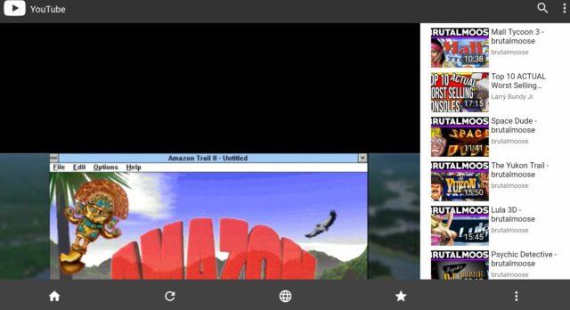 YouTube Fullscreen Bug