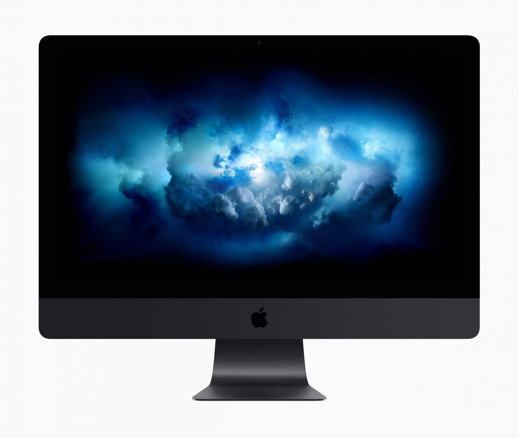 Saugeil und sauteuer: der iMac Pro
