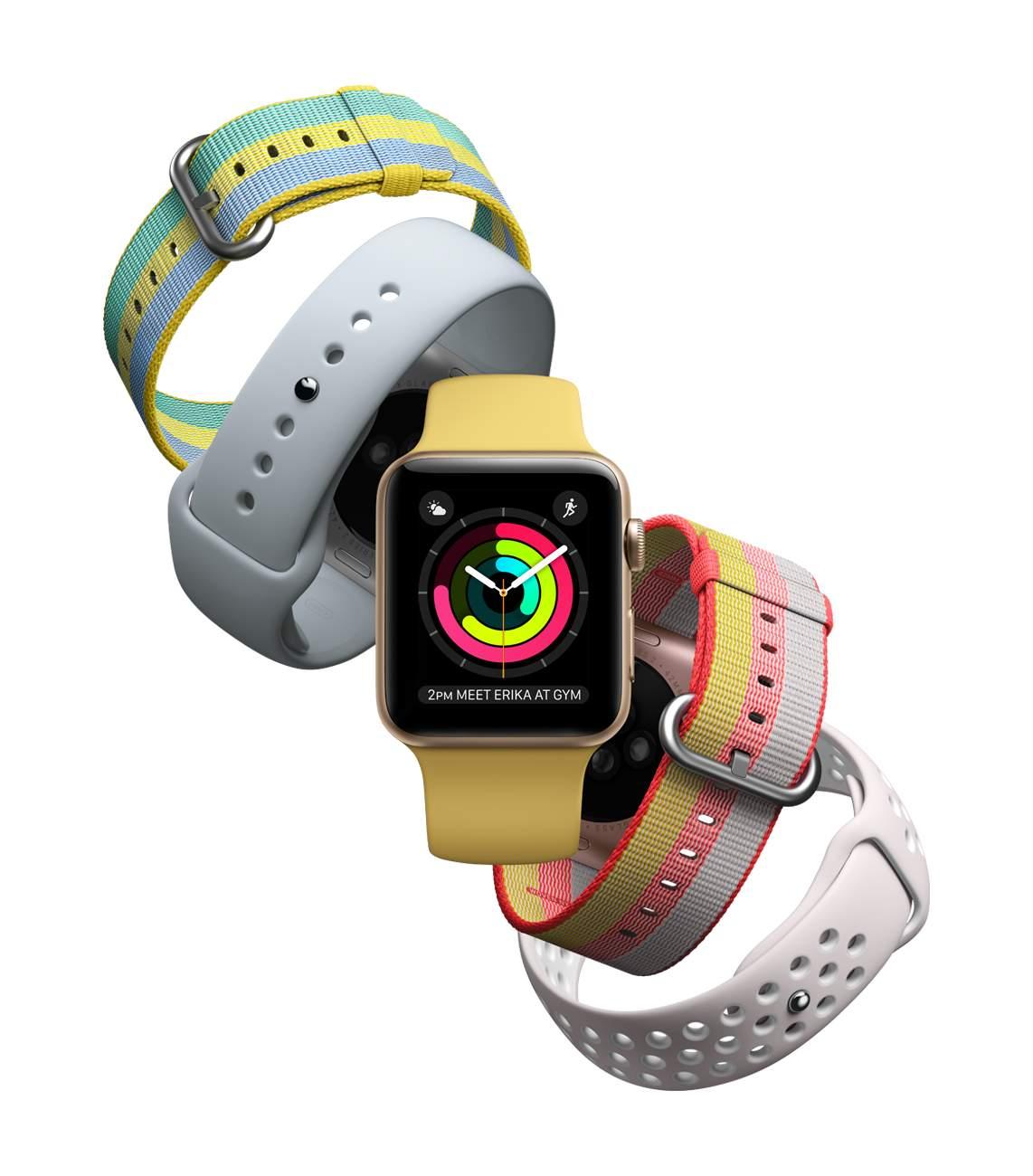 Nach wie vor überflüssig: Die Apple Watch.