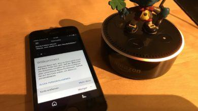 Bild von Anleitung: Amazon Echo und Echo Dot einrichten