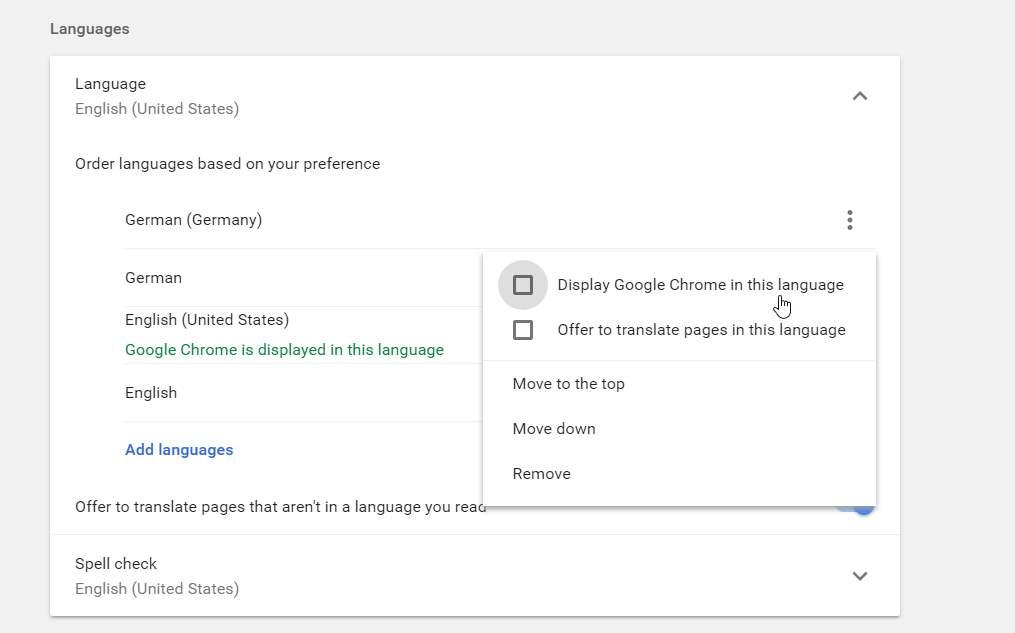 Learn German - Chrome Web Store