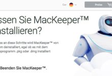 Bild von Anleitung: Mackeeper entfernen – und zwar restlos