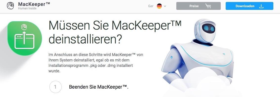 Teaser-Mackeeper