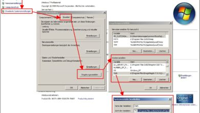 Bild von Anleitung: Pfad-/Path-Variable in Windows einstellen