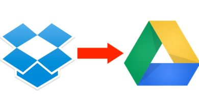 Bild von Anleitung: Dropbox zu Google Drive umziehen