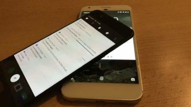 Android Daten übertragen