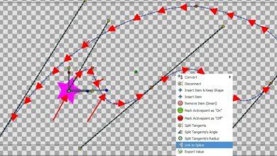 Bild von Synfig-Anleitung: Objekt entlang eines Pfads animieren