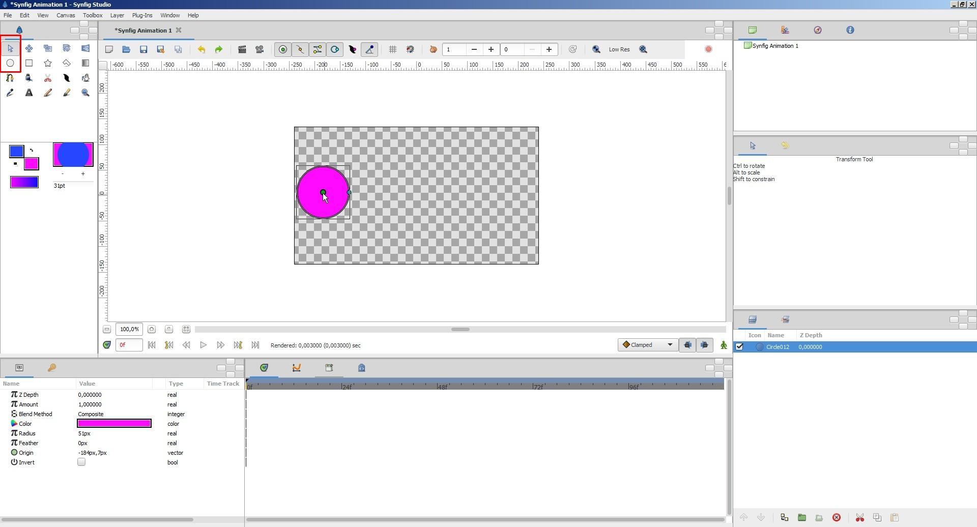 Anleitung: Animationen für Einsteiger - kostenlos mit Synfig - Der ...