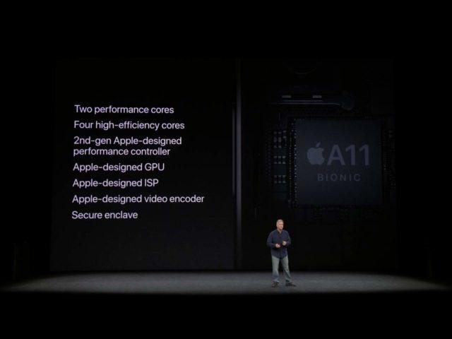 Apple A11 SoC