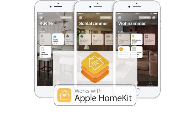 Apple Home Kit (Bild Apple)