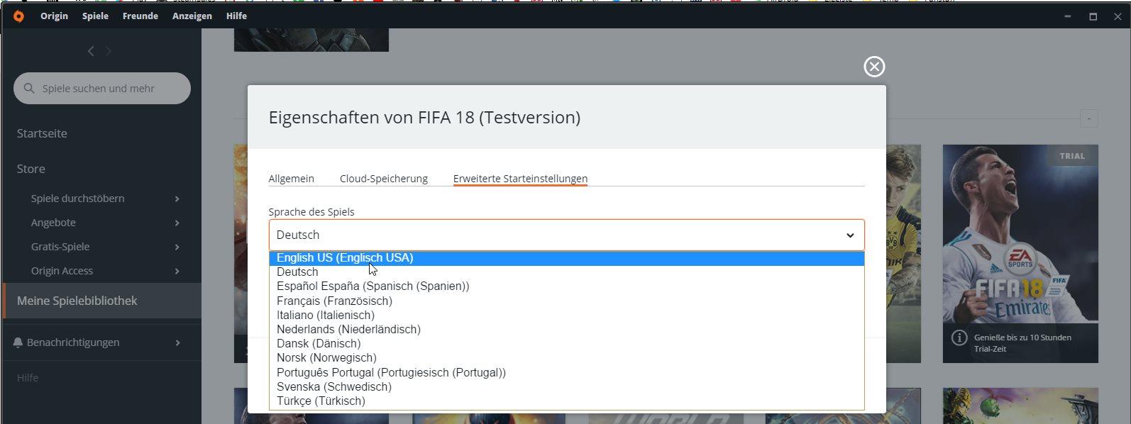 Fifa 18 Kommentatoren