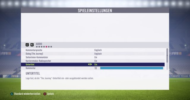 FIFA 18 englisch PS4