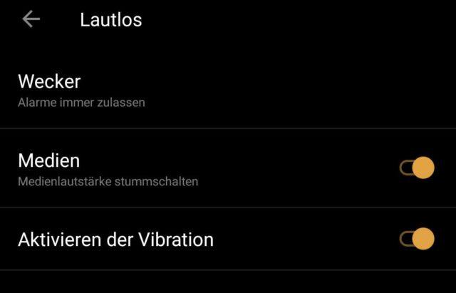 OnePlus 5 Vibration