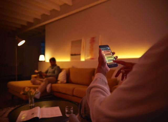 Philips Hue Smartphone App