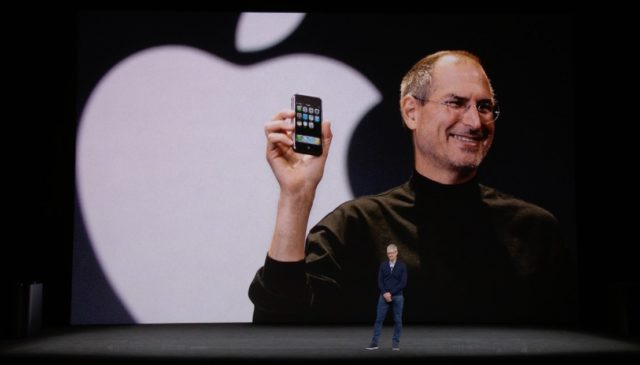 Tim Cook Steve Jobs