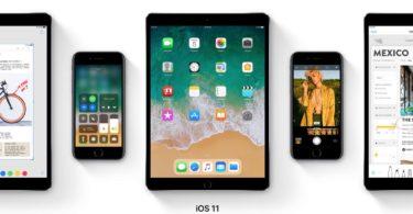 iOS 11 schneller machen