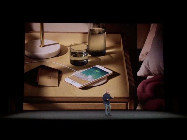 iPhone Qi