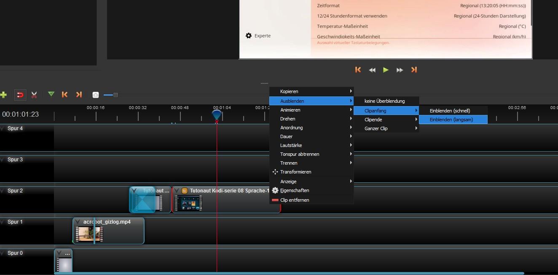 videoschnitt_openshot