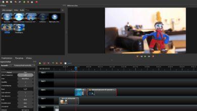 Bild von Anleitung: Videoschnitt, Effekte und Übergänge mit OpenShot