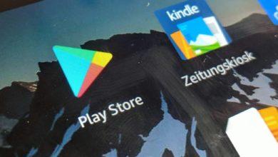 Bild von Anleitung: Google Play Store auf Amazon Fire HD 10 installieren