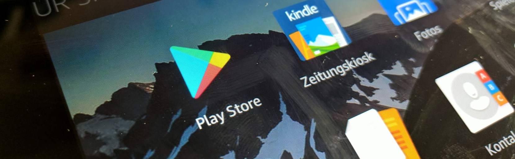 Fire Hd 10 Play Store Installieren