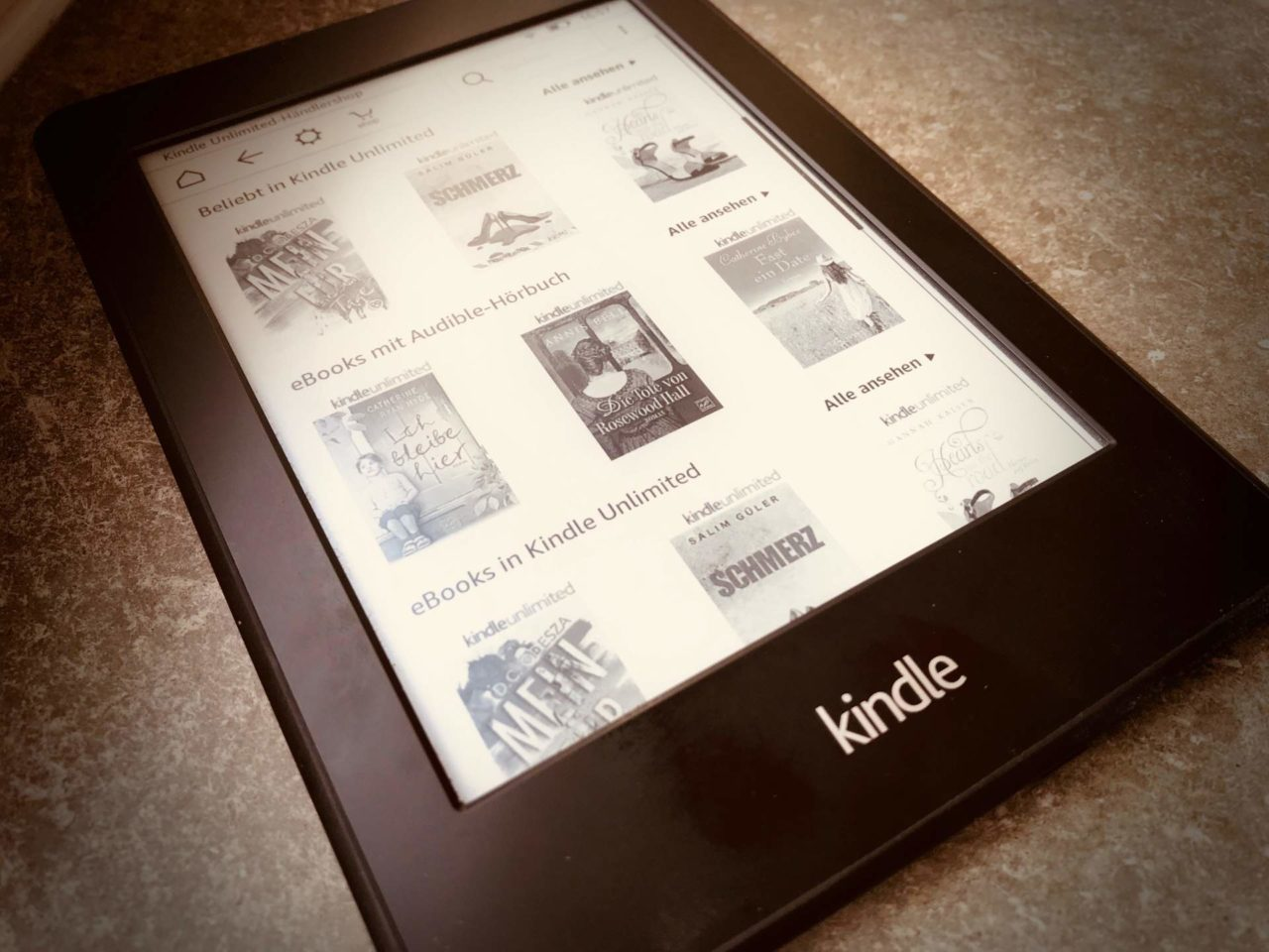 Anleitung: Kindle Unlimited-Abo beenden - Der Tutonaut - photo#40