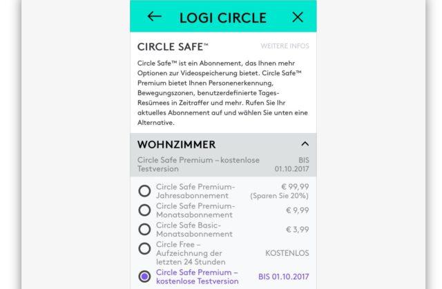 Logitech Circle Abo