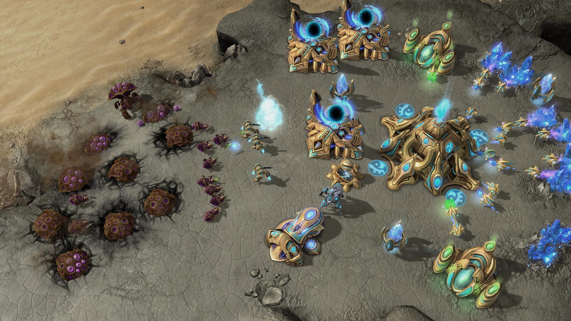 StarCraft II macht einfach zu viel Bock, um es nicht zu spielen.