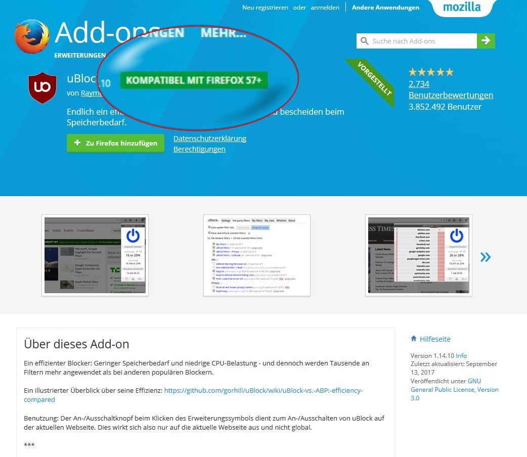 how to add add ons firefox