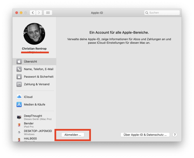 Wo Kann Ich Meine Apple Id Verwenden Apple Support 1