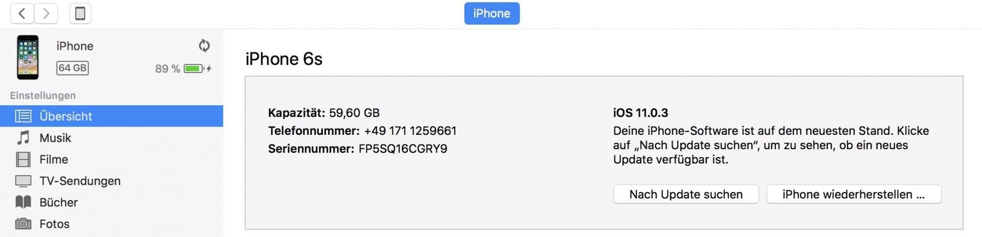 Ihr müsst das iPhone über iTunes neu installieren. Reines Zurücksetzen ist nicht hilfreich.