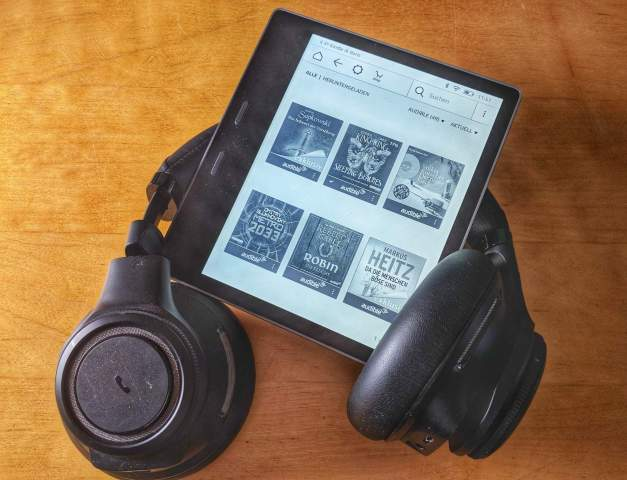 Kindle Oasis Audible