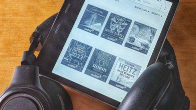 Bild von Anleitung: Hörbücher von Audible auf dem Kindle hören