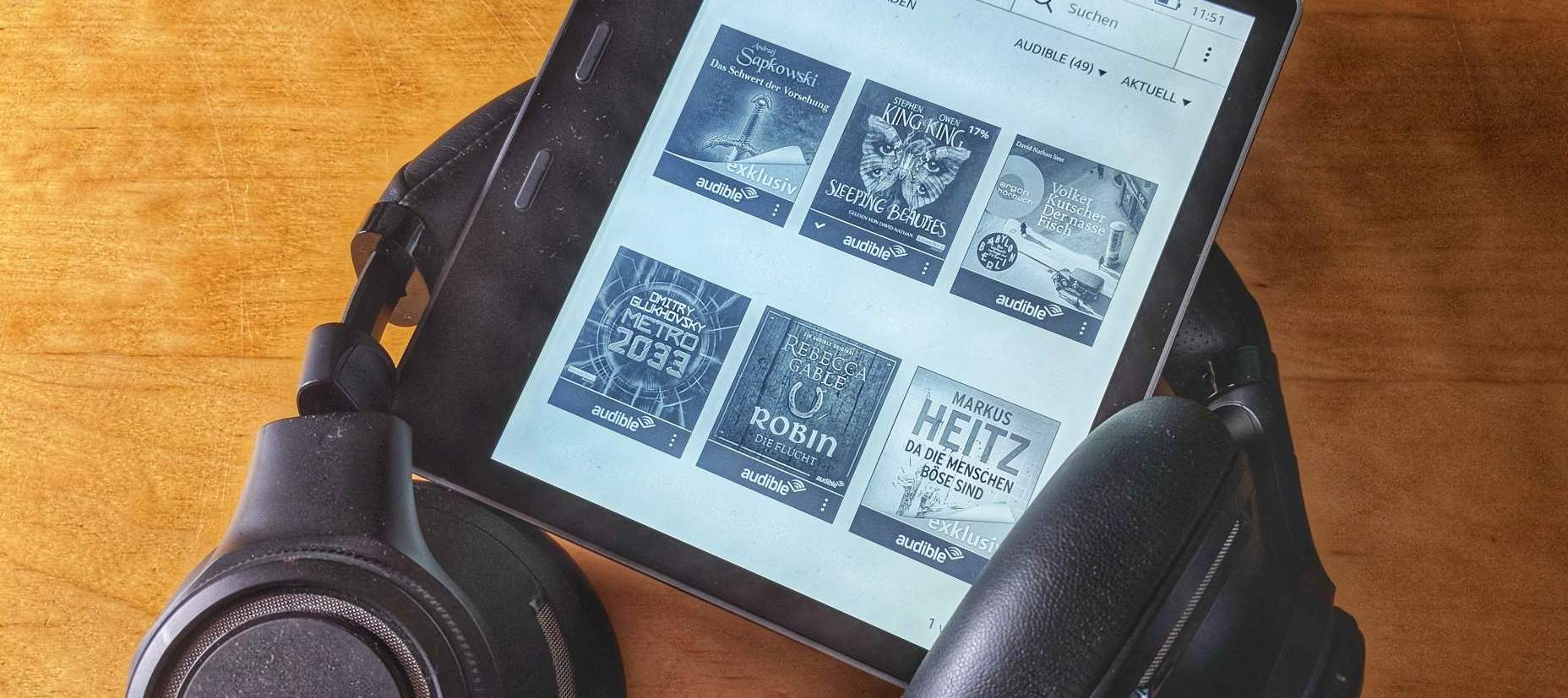 Kindle Oasis Audible