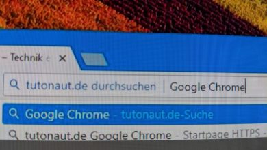 Bild von Webseiten mit Google Chrome effizienter durchsuchen