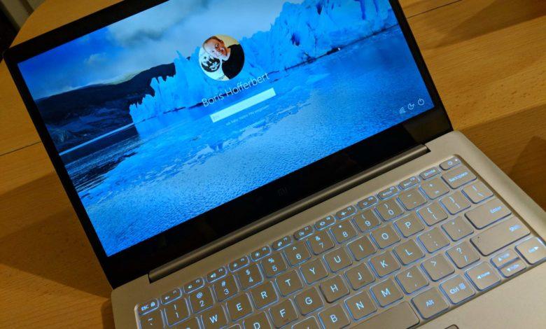 Xiaomi Notebook Air 13