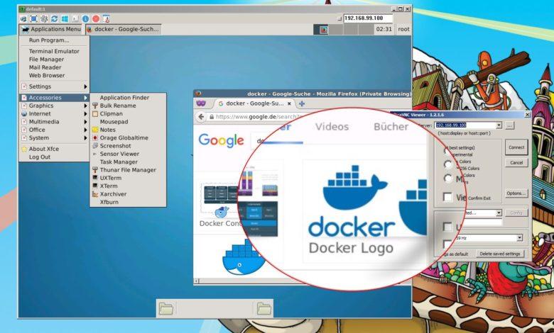 docker-container