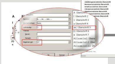 Bild von Anleitung: Juristische Gliederung für OpenOffice und LibreOffice erstellen