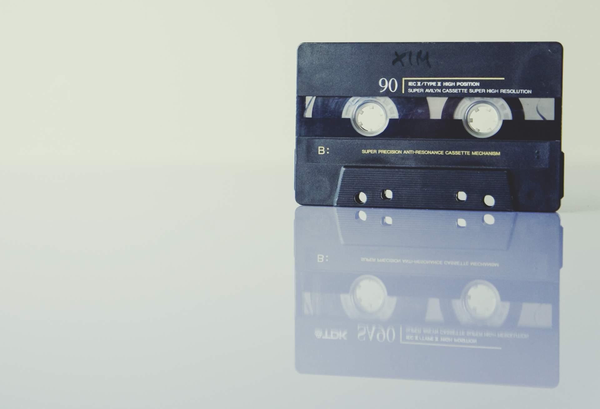 Mixtapes waren früher echt beliebt. Heute tut's ein USB-Stick.