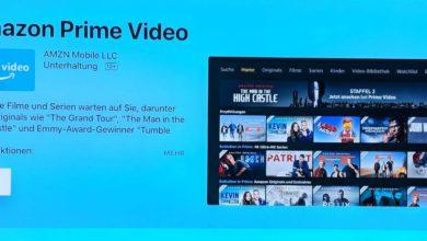 Bild von Amazon Prime Video auf Apple TV 4 nutzen