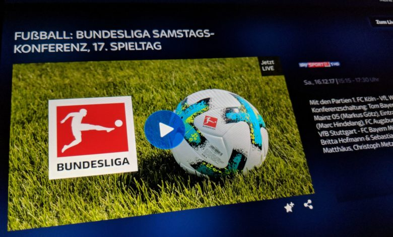 Sky Go Bundesliga