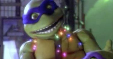 Turtles-Weihnachtsspecial: Wer das aushält, hält alles aus.