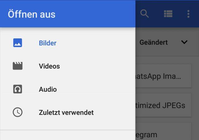 Android Bilder
